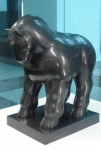 <b>Cavallo </b><br/>Bronze<br/><br/>H 50 cm<br/>2005 <br/>Artist Proof 1/2